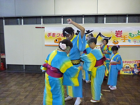 さんさパレード16(2012.8.3)