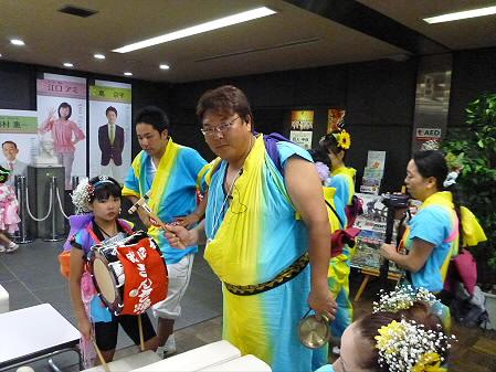 さんさパレード21(2012.8.3)