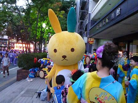 さんさパレード24(2012.8.3)