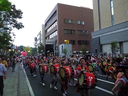 さんさパレード25(2012.8.3)