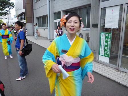 さんさパレード27(2012.8.3)