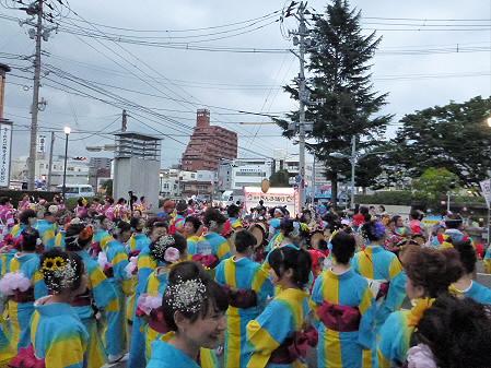 さんさパレード29(2012.8.3)