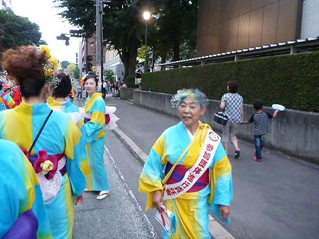 さんさパレード30(2012.8.3)