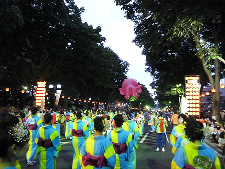 さんさパレード34(2012.8.3)