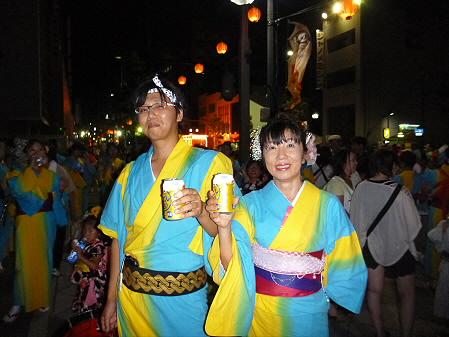 さんさパレード37(2012.8.3)