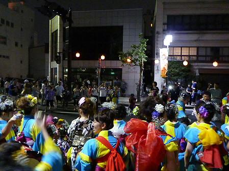 さんさパレード40(2012.8.3)