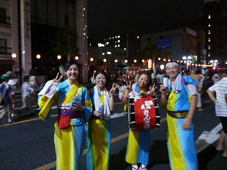 さんさパレード44(2012.8.3)
