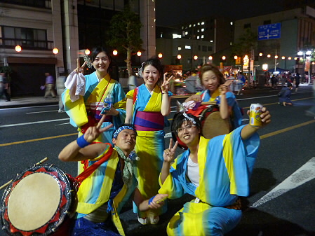 さんさパレード45(2012.8.3)