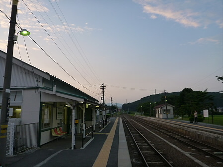 ある夏の帰り道05(2012.8.11)