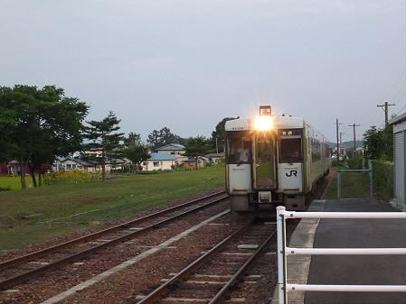 ある夏の帰り道06(2012.8.11)