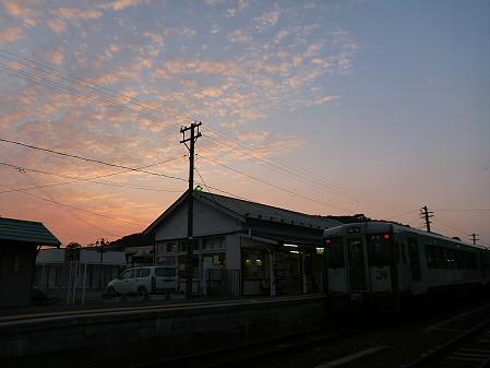 ある夏の帰り道08(2012.8.11)