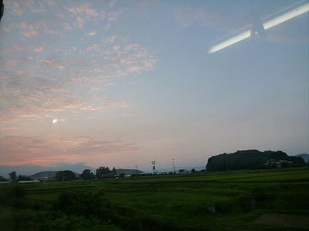 ある夏の帰り道11(2012.8.11)