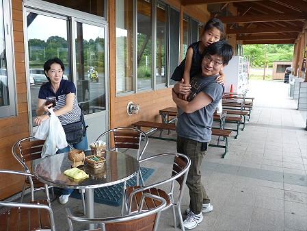 ナカムラさん01(2012.8.13)来訪者
