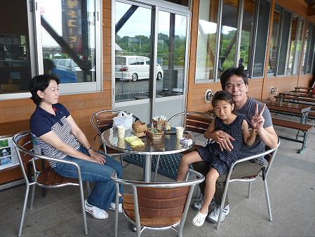 ナカムラさん02(2012.8.13)来訪者
