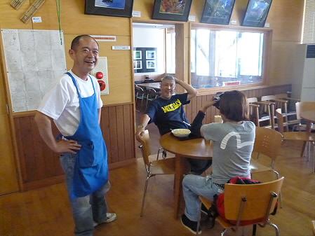 オオモリさんご夫婦01(2012.8.18)来訪者
