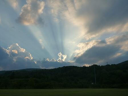 キレイな夕方の雲たち03(2012.8.21)