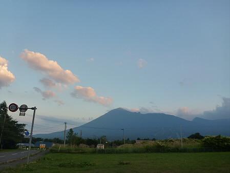 キレイな夕方の雲たち02(2012.8.22)