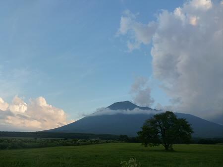 積乱雲がすごかった日の風景06(2012.8.23)