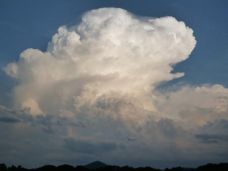 積乱雲がすごかった日の風景08(2012.8.23)