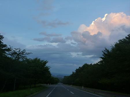 積乱雲がすごかった日の風景11(2012.8.23)