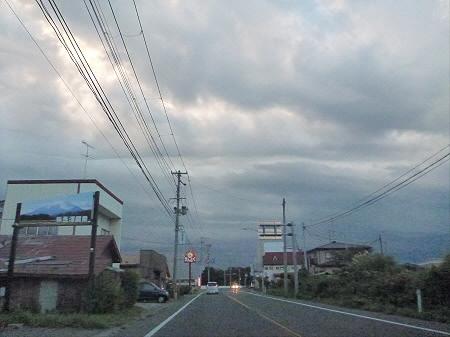 積乱雲がすごかった日の風景17(2012.8.23)