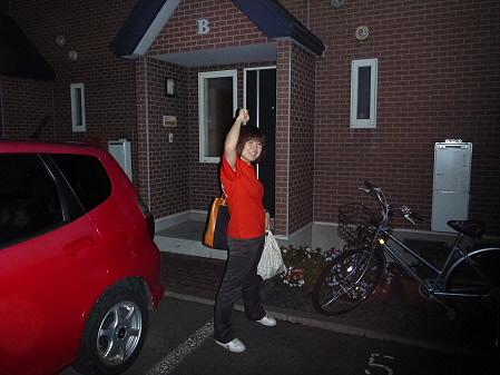 車が運転できるようになったこと01(2012.8.24)