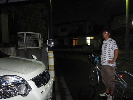 車が運転できるようになったこと03(2012.8.24)