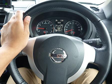 車が運転できるようになったこと01(2012.8.25)