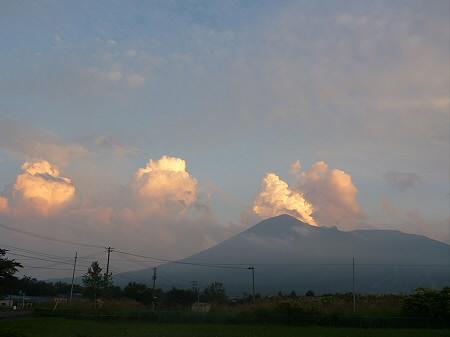きれいな夕焼け03(2012.8.26)