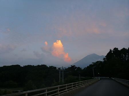 きれいな夕焼け06(2012.8.26)