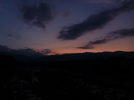 きれいな夕焼け04(2012.8.27)