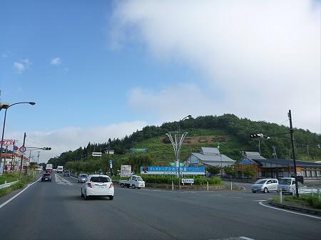 道の駅にしね前01(2012.9.7)