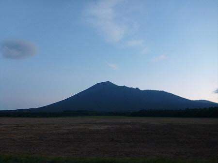 上坊牧野の一本桜01(2012.9.7)