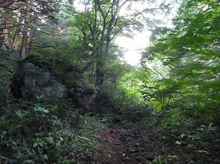 岩手山七滝コース16(2012.9.8)