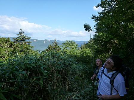 岩手山七滝コース27(2012.9.8)