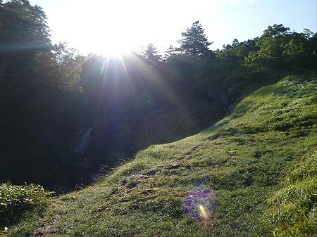 岩手山七滝コース28(2012.9.8)
