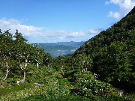 岩手山七滝コース29(2012.9.8)