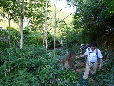 岩手山七滝コース37(2012.9.8)