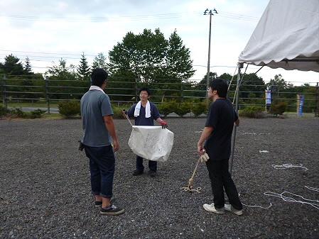 ハチマンタイダイナマイト準備09(2012.9.13)
