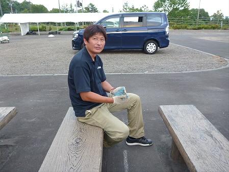 ハチマンタイダイナマイト準備10(2012.9.13)