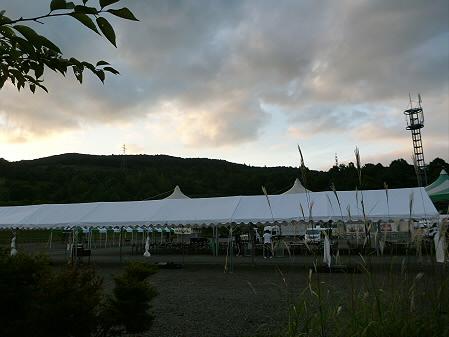 ハチマンタイダイナマイト準備12(2012.9.13)