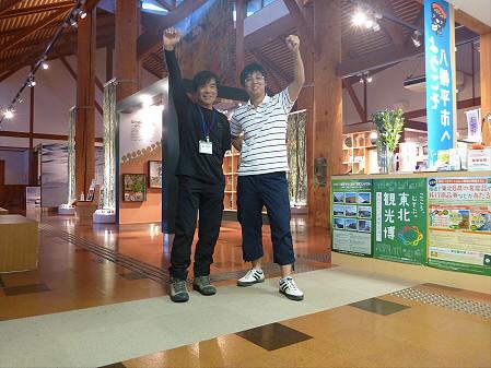 佐々木さんと俺01(2012.9.28)
