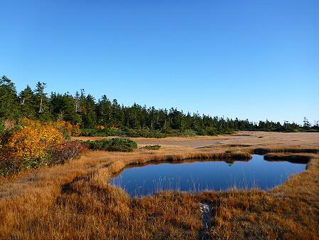 黒谷地湿原11(2012.10.8)