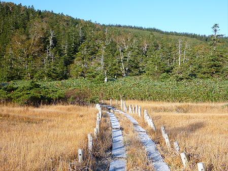 黒谷地湿原18(2012.10.8)