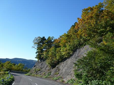 樹海ライン12(2012.10.8)