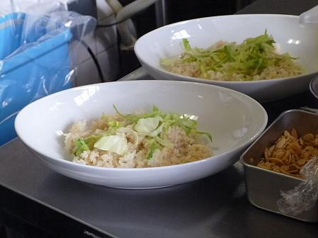レストランしらかば やわらかステーキランチ07(2012.2.22)