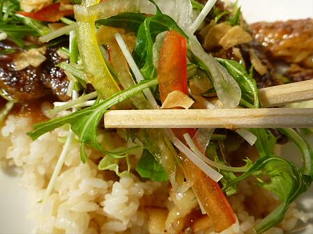 レストランしらかば やわらかステーキランチ13(2012.2.22)