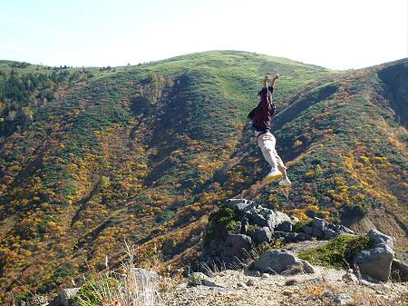 紅葉の八幡平へvol.501(2012.10.16) ジャンプ!
