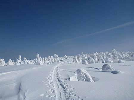 八幡平樹氷vol.3 19(2012.3.1)