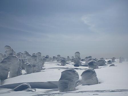 八幡平樹氷vol.4 16(2012.3.1)